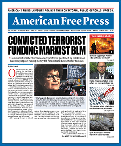 AFP Issue 31&32 Front Page